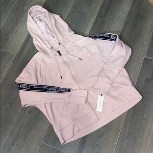 NWT CK ZIPUP IN XL